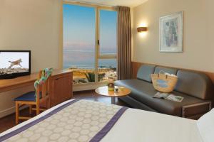 Leonardo Plaza Hotel Dead Sea, Отели  Неве-Зоар - big - 43