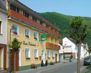 Gasthaus Zum Rebstock - Halsenbach