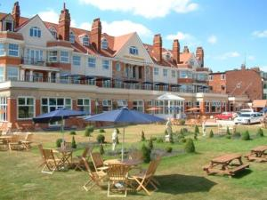 The Royal Hotel, Hotely  Skegness - big - 1