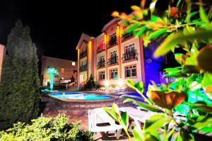 Отель Валентин, Голубая Бухта