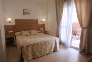 Hotel Goartín, Отели  Малага - big - 1