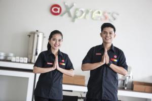 Amaris Hotel Hertasning, Hotel  Makassar - big - 16
