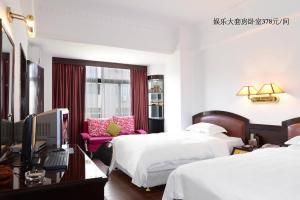 Hainan Longquan Hotel, Szállodák  Hajkou - big - 12