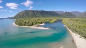 Noah Creek-Rainforest Eco Huts - Cape Tribulation