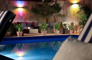 Garden-Hotel Reinhart, Szállodák  Prien am Chiemsee - big - 41