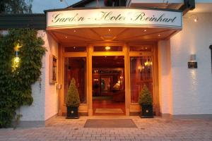 Garden-Hotel Reinhart, Szállodák  Prien am Chiemsee - big - 29