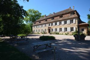 Chambres d'hôtes Château De Grunstein - Epfig