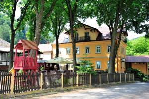 Hotel Praha Potštejn, Hotely  Potštejn - big - 38