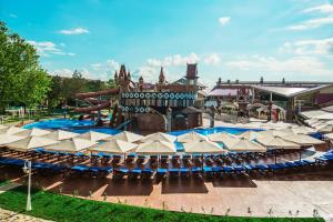 Отель Alean Family Resort & SPA Doville 5* Ultra All Inclusive, Витязево