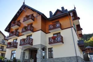Pensjonat Gaborek, Penziony  Krynica-Zdrój - big - 51