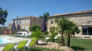 La Grange de La Dupuise - Lansac
