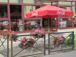 Pub Vauban, Hotels  Avallon - big - 21