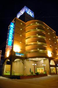 Ocean Hayline Hotel, Hotely  Jian - big - 35