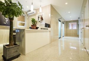 Top Hotel & Residence Insadong, Aparthotely  Soul - big - 30