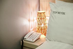 Top Hotel & Residence Insadong, Aparthotely  Soul - big - 26