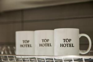 Top Hotel & Residence Insadong, Aparthotely  Soul - big - 29