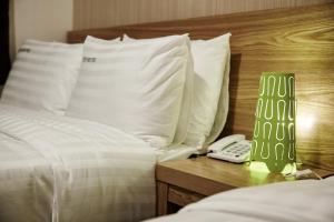 Top Hotel & Residence Insadong, Apartmánové hotely  Soul - big - 19