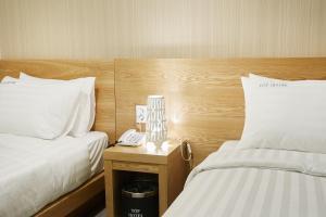 Top Hotel & Residence Insadong, Apartmánové hotely  Soul - big - 18