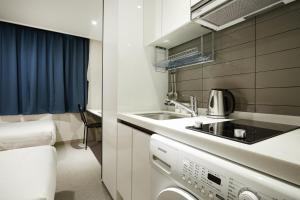 Top Hotel & Residence Insadong, Apartmánové hotely  Soul - big - 6