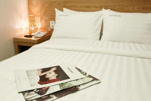 Top Hotel & Residence Insadong, Apartmánové hotely  Soul - big - 5
