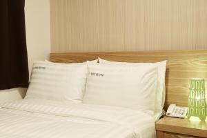 Top Hotel & Residence Insadong, Aparthotely  Soul - big - 19