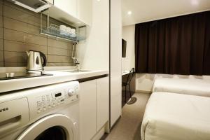 Top Hotel & Residence Insadong, Apartmánové hotely  Soul - big - 27