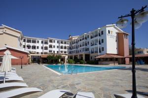 Episkopiana Hotel & Sport Resort, Hotely  Episkopi Lemesou - big - 8