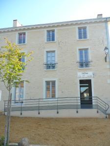 Location gîte, chambres d'hotes Hotel Le Saint Aubin dans le département Sarthe 72
