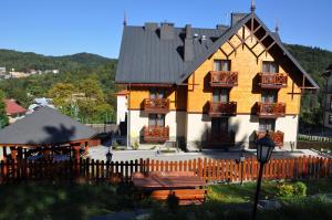 Pensjonat Gaborek, Penziony  Krynica-Zdrój - big - 75
