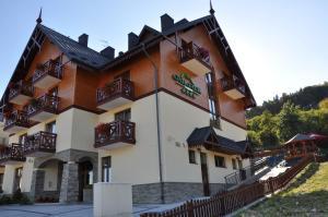 Pensjonat Gaborek, Penziony  Krynica-Zdrój - big - 77