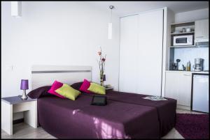 Appart'hôtel - Résidence la Closeraie, Aparthotels  Lourdes - big - 1