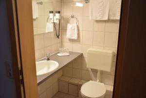 Niebuhrs Hotel, Hotels  Friedrichsdorf - big - 25