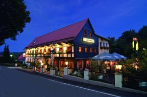 Romantik Hotel Zum Lindengarten - Kurort Jonsdorf