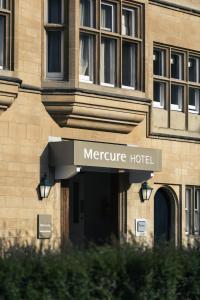 Mercure Oxford Eastgate Hotel (33 of 48)