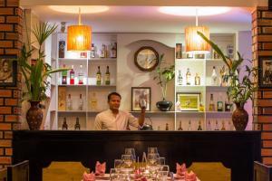 La Residence WatBo, Hotely  Siem Reap - big - 41