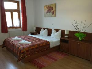 Villa Luef, Apartmanok  Mönichkirchen - big - 2