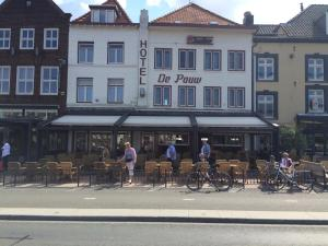 Hotel en Grand Café De Pauw - رورموند