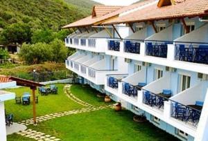 Hostels und Jugendherbergen - Asterias Hotel
