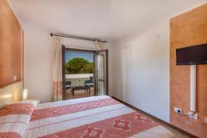 Classic Doppel- oder Zweibettzimmer mit Terrasse