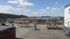 Best Residence Expo, Ferienwohnungen  Prag - big - 32