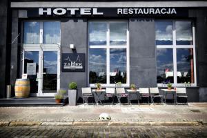 Hotel Zamek Centrum