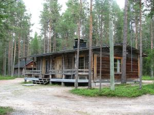 Ollilan Lomamajat, Holiday homes  Kuusamo - big - 13