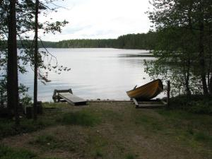 Ollilan Lomamajat, Holiday homes  Kuusamo - big - 15