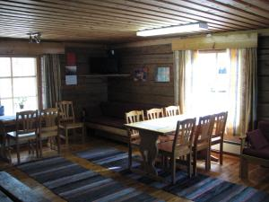 Ollilan Lomamajat, Holiday homes  Kuusamo - big - 3