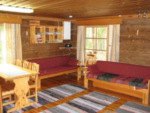 Ollilan Lomamajat, Holiday homes  Kuusamo - big - 2