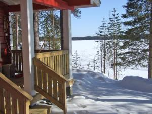 Ollilan Lomamajat, Holiday homes  Kuusamo - big - 124