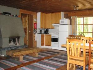 Ollilan Lomamajat, Holiday homes  Kuusamo - big - 5