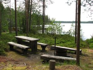 Ollilan Lomamajat, Holiday homes  Kuusamo - big - 7