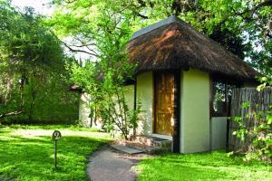 Lianshulu Lodge, Chaty v prírode - Luzibalule