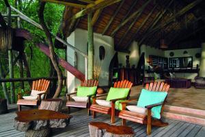 Lianshulu Lodge, Chaty v prírode  Luzibalule - big - 2